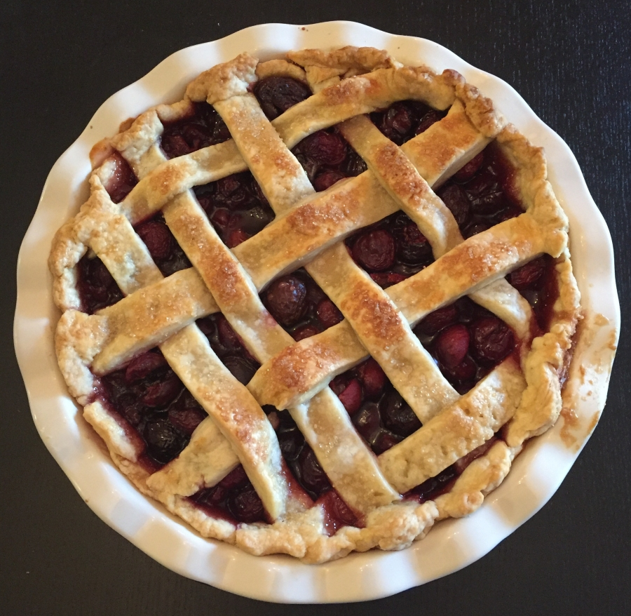 Week 1: Sweet Victory Pie