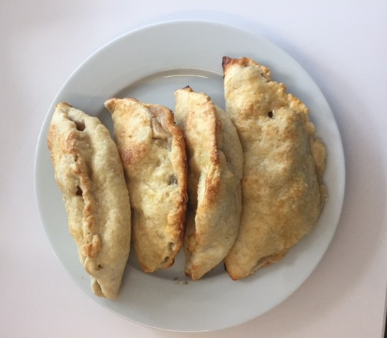 Week 2: The Apple of My Eye Rum Raisin Hand Pies
