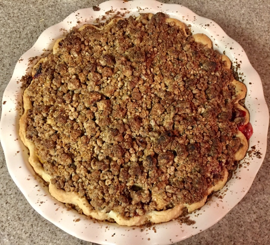 Week 14: Almost Makes You Believe Again Pie