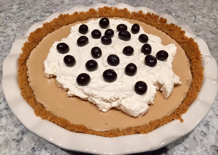 Week 20: Wake Up and Smell the Coffee Pie