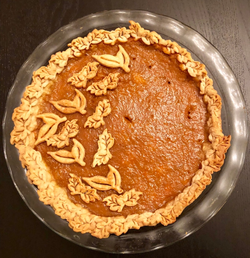 Week 21 (Part 1): Aren't You Sweet Sweet Potato Pie