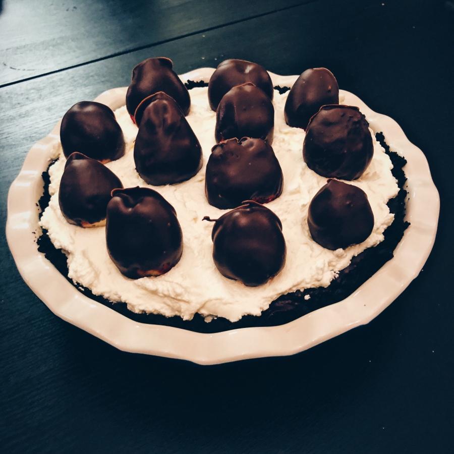 Week 21 (Part 6): Jenna's Devil Food Chocolate OasisPie
